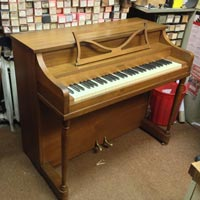 Sold: Melodigrand spinet piano
